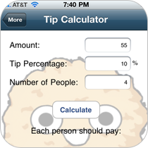 Tip Calculator Feature